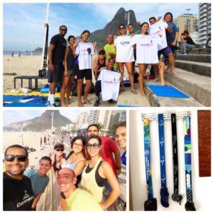 equipe de corrida e assessoria esportiva LABOFIT, abraçando nossa causa e contribuindo com a conscientização